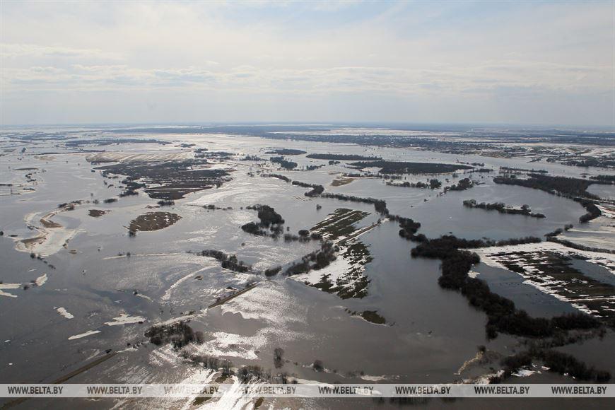 Паводок в Брестской области
