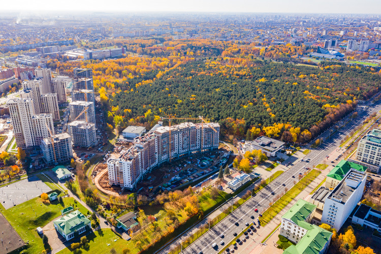 «Парк Челюскинцев»: квартиры, которые вдохновляют!
