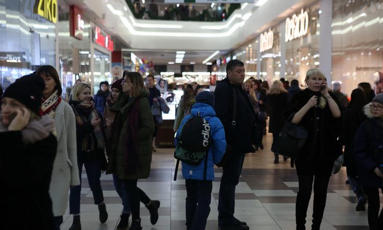 В Dana Mall спешит главный Дед Мороз страны!