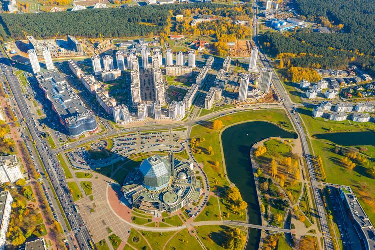 Локация на миллион! Весенняя акция на квартиры в лучших уголках Минска!