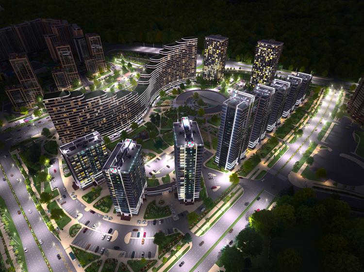 «Минск Мир» – приглашение в машину времени! Как новый комплекс на наших глазах меняет образ белорусской столицы