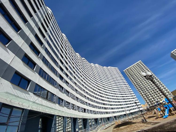В столичном комплексе «Минск Мир» – новоселья, акция и активное строительство