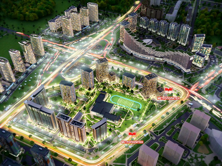 Время возможностей! Лучшие условия для покупки квартир в самых заметных комплексах Минска