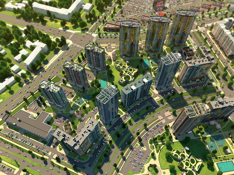 Изысканность и стиль «Киото»: в Минске стартуют продажи нового дома – от 2499 рублей за метр!