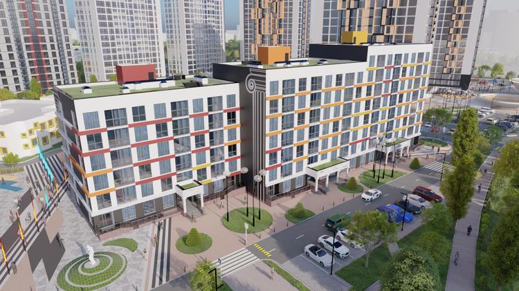 Своя – по цене арендной! В Минске квартиры в рассрочку – от 1170 рублей в месяц!
