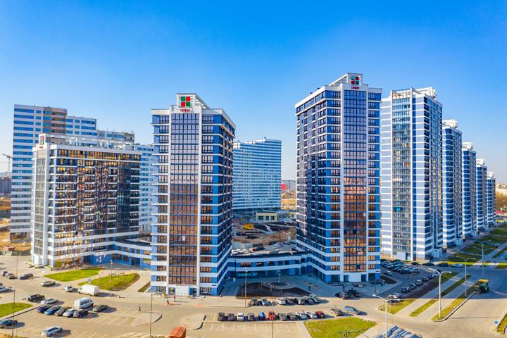 Все плюсы - в пользу покупателя! Квартиры в комплексе «Минск Мир» – без первого взноса в рассрочку на 10 лет!