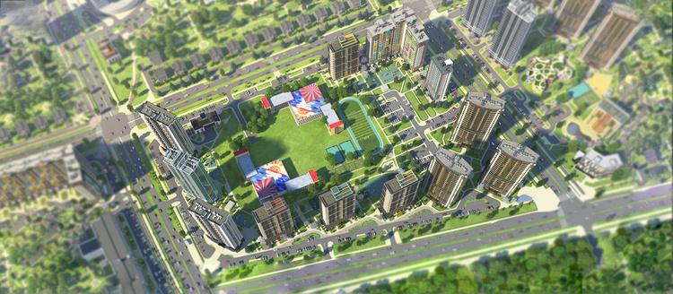 «Минск Мир»: столичный комплекс, в котором воплощаются ваши мечты о своей квартире