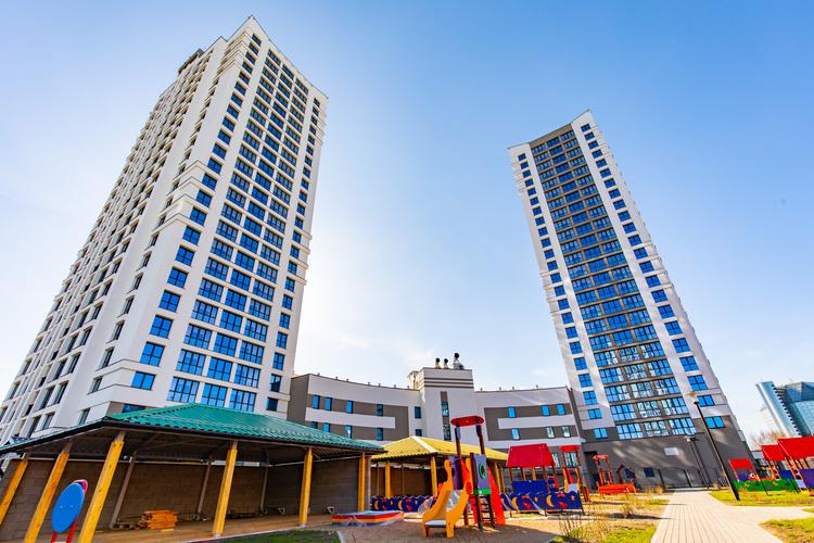 1% - и вы становитесь покупателем квартиры! Покупайте престижное жилье в центре Минска в рассрочку на 100 месяцев!