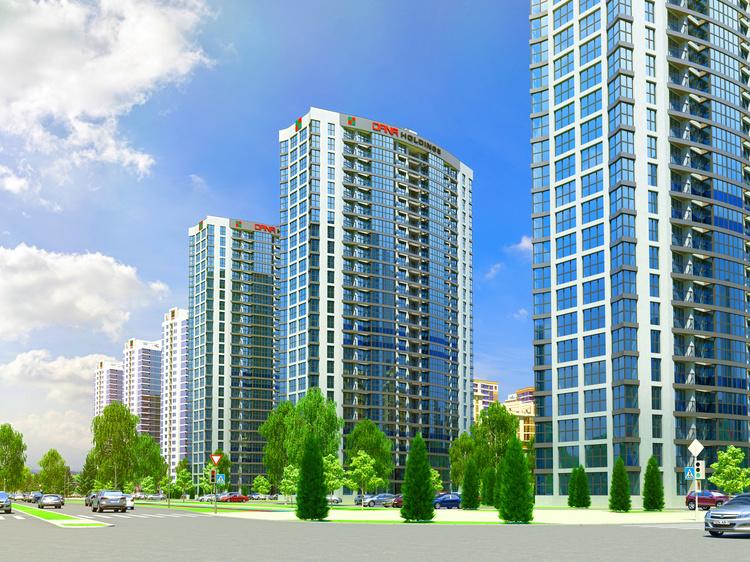 «Ницца»: современный аристократизм. В комплексе «Минск Мир» – старт продаж нового дома!