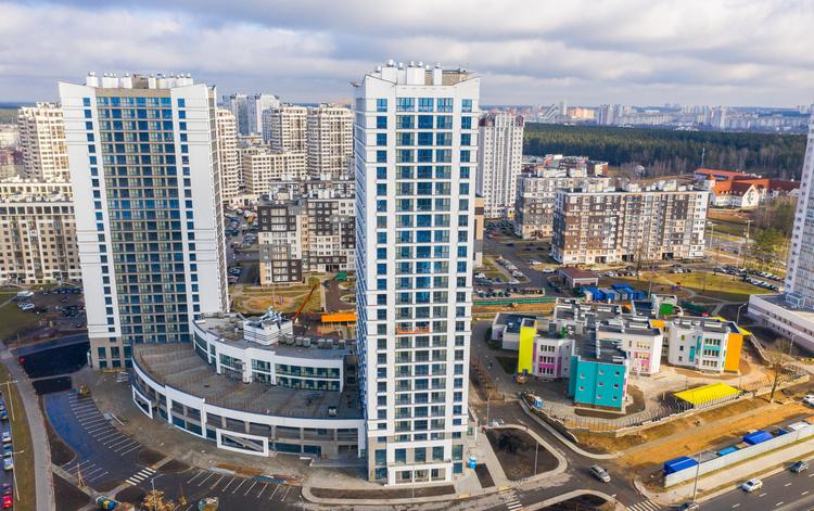 «Рафаэль» и «Гоген»: совершенство завершенности! В комплексе «Маяк Минска» – последние свободные квартиры!