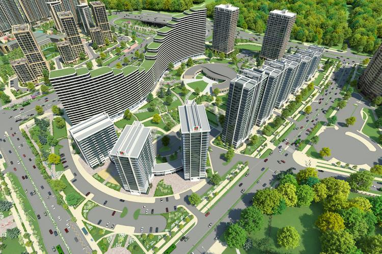 «Волна» красоты и комфорта. В Минске в продаже – последние квартиры квартала в стиле Дубая!