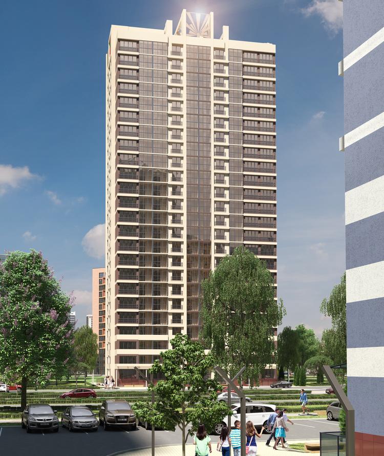 «Александрия»: квартиры в новом доме комплекса «Минск Мир» вызвали большой интерес