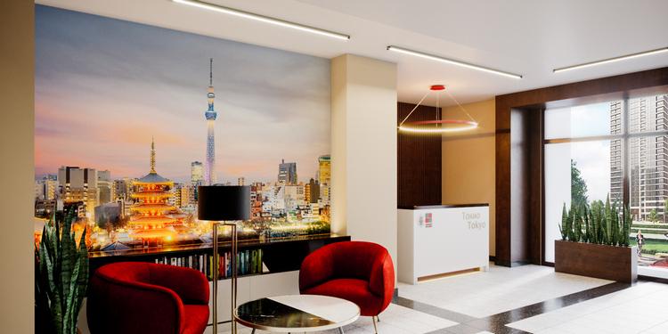 В столице расцветет сакура: старт продаж дома «Токио» в комплексе «Минск Мир»