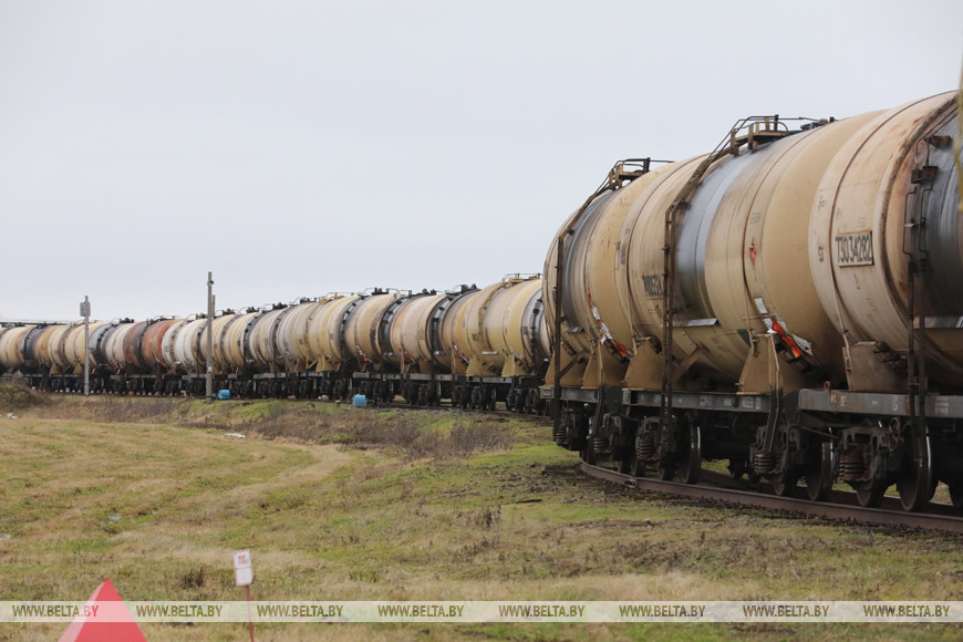 "Норвежская нефть начала поступать на ""Нафтан"""