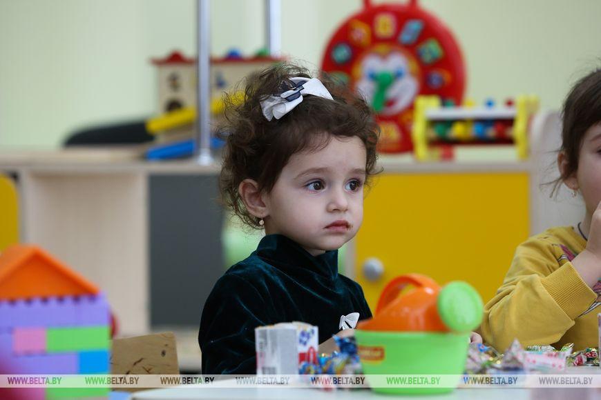 Встроенный в многоэтажку детский сад открылся в Дрогичине