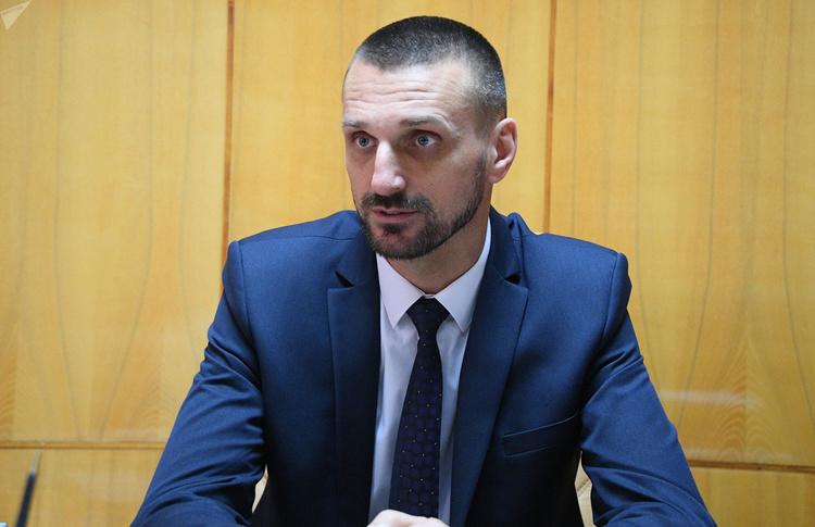 Заместитель председателя Ивацевичского райисполкома Андрей Регес