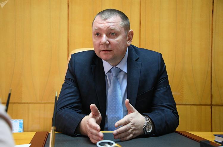 Зампред Ивацевичского исполкома Олег Ровченя