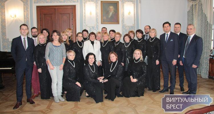 Чем заинтересовал Брест администрацию Варшавы и зачем они на самом деле приехали к нам?
