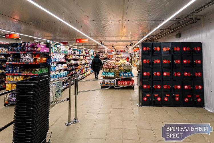 В Бресте открылся дискаунтер «Хит! Стандарт» с дешевым мясом