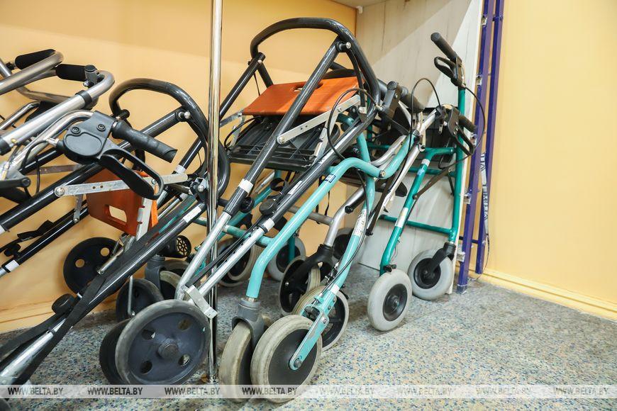 Консультативный центр по уходу на дому заработал в Бресте