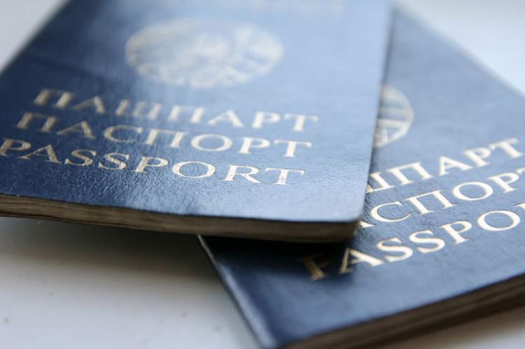 "Мужчина за границей намочил паспорт и прошёл квест ""вернись на родину и поменяй документ"""