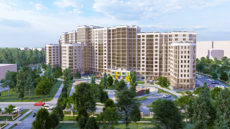 Весна – время обновления! Весенние акции на новые квартиры в престижных минских комплексах!
