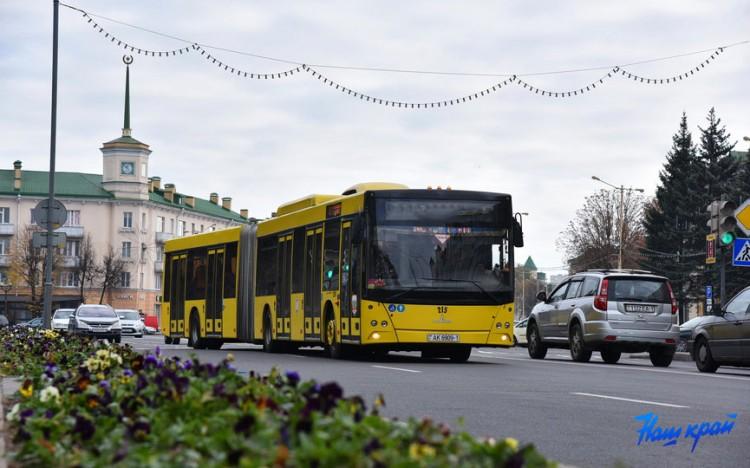 В Барановичах пассажирка избила контролера городского автобуса