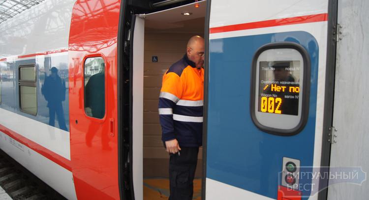 Отменено курсирование прицепных вагонов Москва – Брест вместе с поездом Москва-Ницца