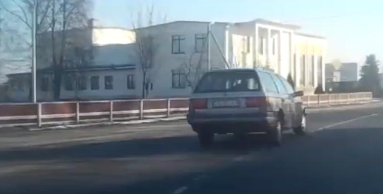 Ни дня без погони! На этот раз сотрудники ГАИ преследовали пьяного водителя и пассажира