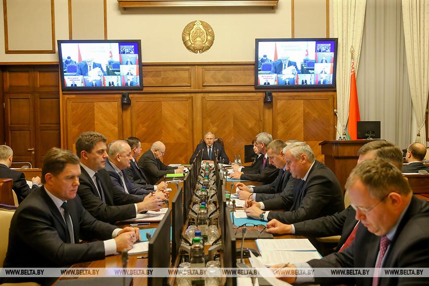 Меры для стабильной работы экономики Беларуси на фоне коронавируса практически готовы - Румас
