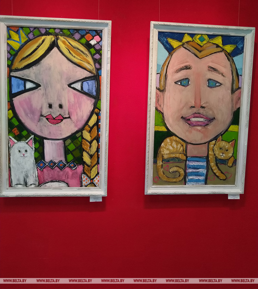 Выставка авангардной живописи работает в Бресте