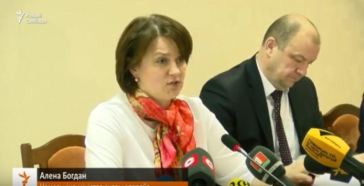 Минздрав Беларуси проводит пресс-конференцию. Смотрите видео