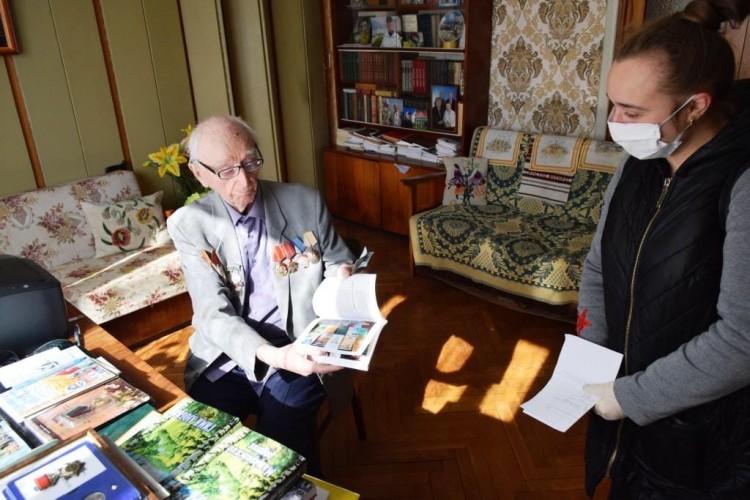 Единовременную матпомощь к 75-летию Победы в Брестской области получат около 2,4 тыс. человек