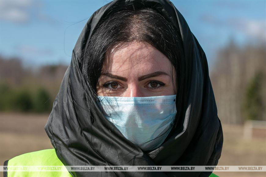 Помощник врача Витебского зонального центра гигиены и эпидемиологии Галина Богданова