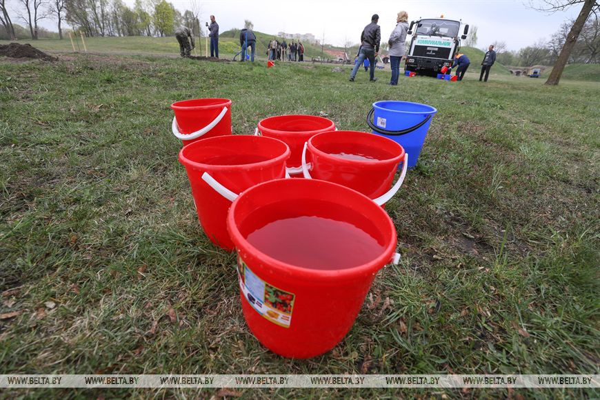Брестская область планирует перечислить в фонд субботника более Br1 млн