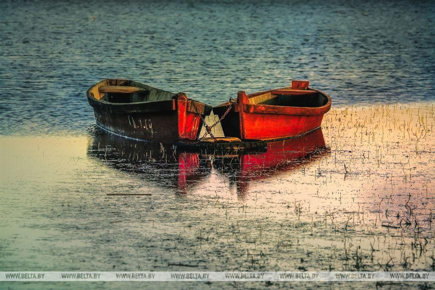 Озеро Споровское на границе Березовского и Дрогичинского районов поражает красотой