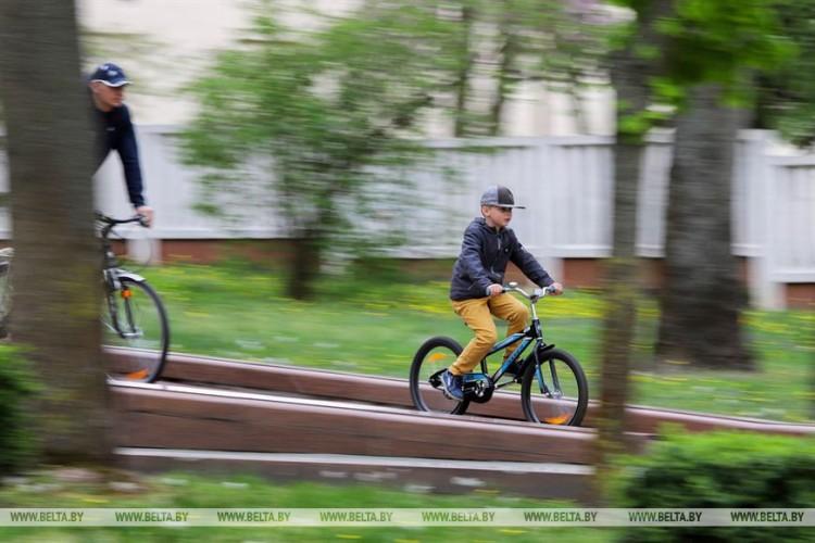 Фотопозитивная прогулка по городу: весна в Бресте