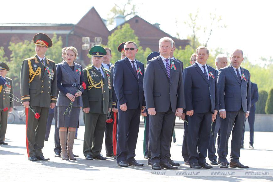 ФОТОФАКТ: День Победы празднуют в Брестской крепости