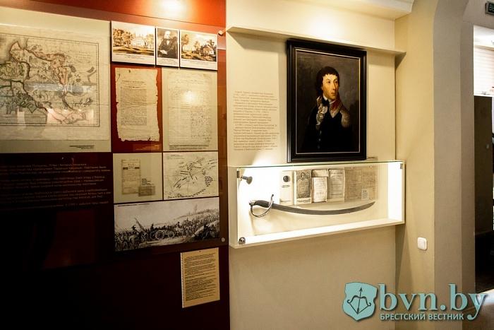 Краявіды краеведческого. Главному музею Брестчины — 70