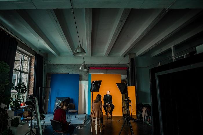 Вот уже несколько недель группа брестчан снимает документальный фильм про любовь
