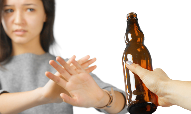 Сегодня в Пинском и Ганцевичском районах, включая райцентры, а также в Брестском районе в магазинах не продают спиртное