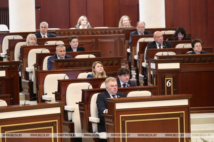 Белорусские депутаты готовят к первому чтению поправки в пенсионные законы