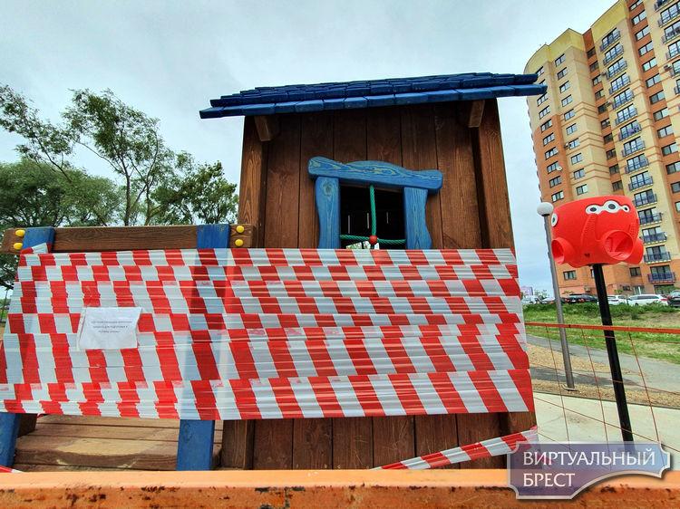 Что случилось с детской площадкой у Макдональдса? Мы узнали, зачем её демонтировали