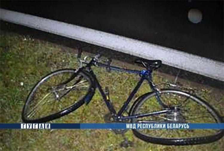 В Бресте на ул Октябрьской Революции водитель сбил 65-летнего велосипедиста