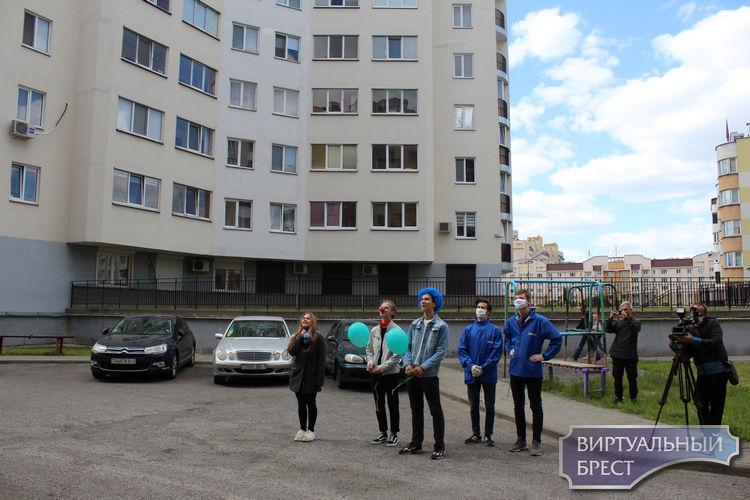 Благотворительная акция «Скажи детству «ДА!» проводится в Бресте