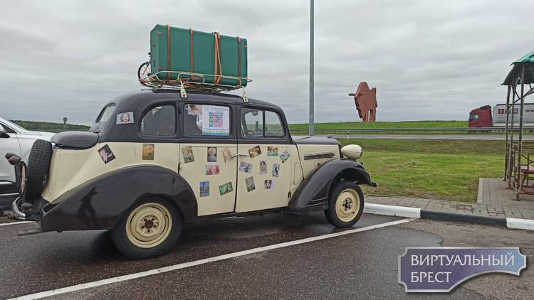 Благотворительный ретроавтопробег в честь Дня защиты детей совершил Opel 34 года выпуска