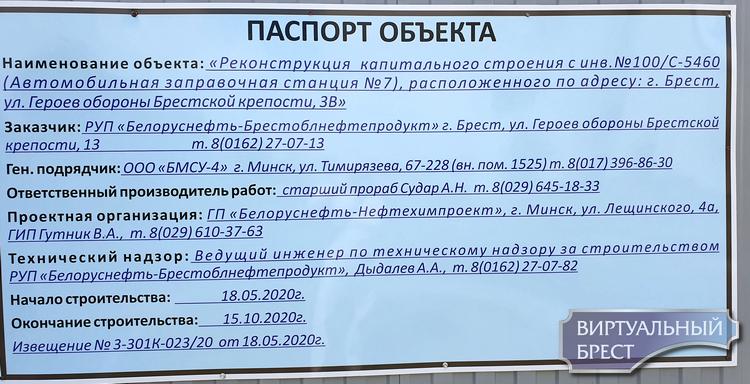 Под путепроводом на Ленина развалили АЗС. Не страшно, построят новую