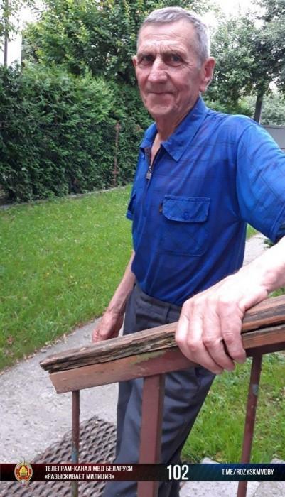 В Бресте ищут пропавшего 72-летнего мужчину. 11 июня ушёл из дома и не вернулся