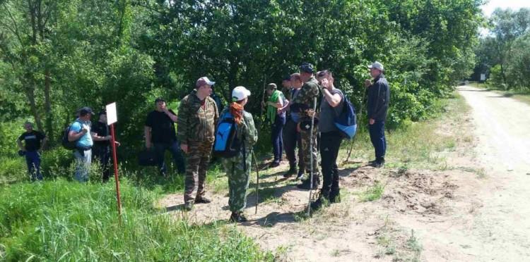 Более 25 сотрудников Брестского РОВД прямо сейчас ищут пропавшего жителя д. Дубрава