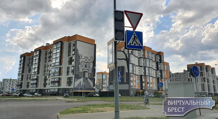 О запрете движения по улице Проектируемой в ЮЗМРН-5 (укладка асфальта). Это там, где изменили направление главной дороги